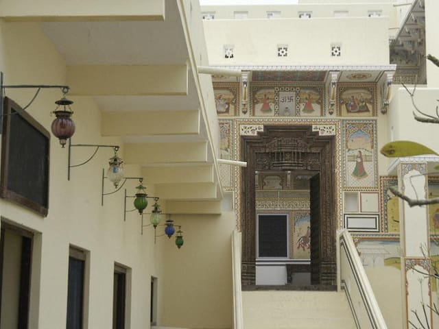haveli mandawa hotels home guesthouse homestay