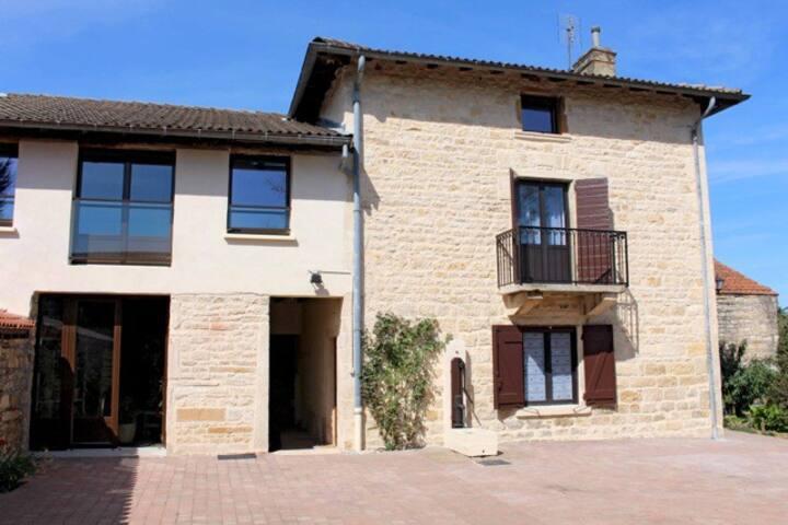 Magnifique maison entre Lyon et le Beaujolais