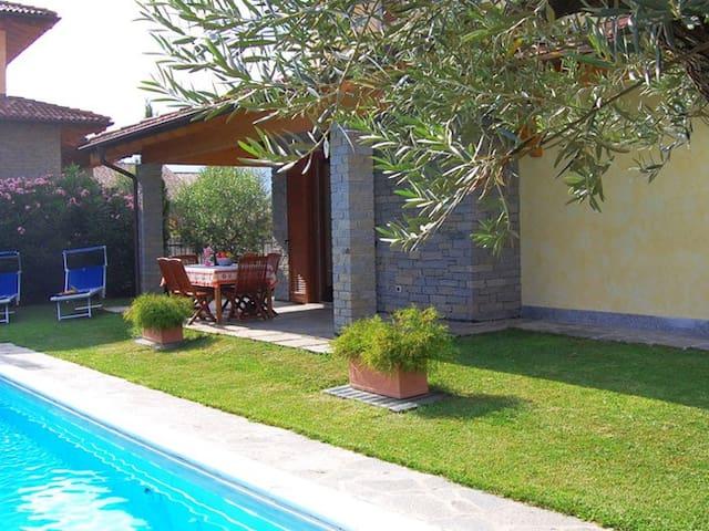 Villa Sogni mit Sauna und privaten Pool