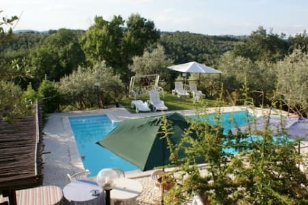 Poggio degli Ulivi countryhouse - Amelia apartment - Sambucetole - Serviced apartment