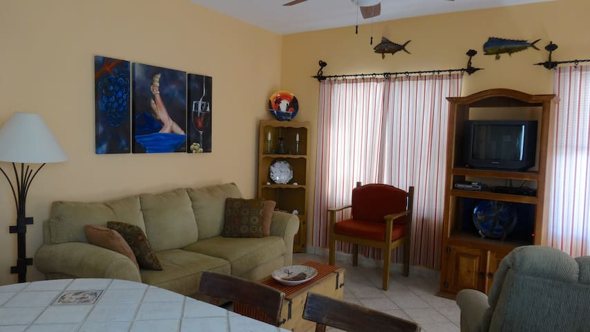 Los Barriles Condo-1 bedroom  Great location