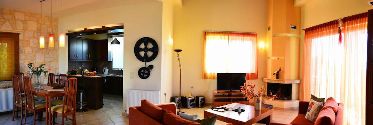 Luxury is affordable in villa Eleni - Chania - Villa