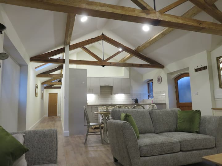 3. Spacious newly converted barn with character.