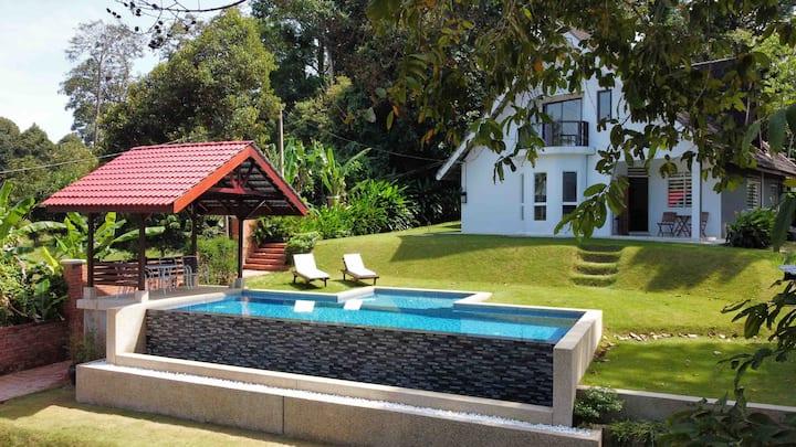 Villa Samara   Private Pool Villa for 8-10 of You