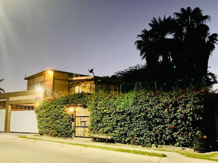 Miramar Inn #2 Acogedor departamento Western