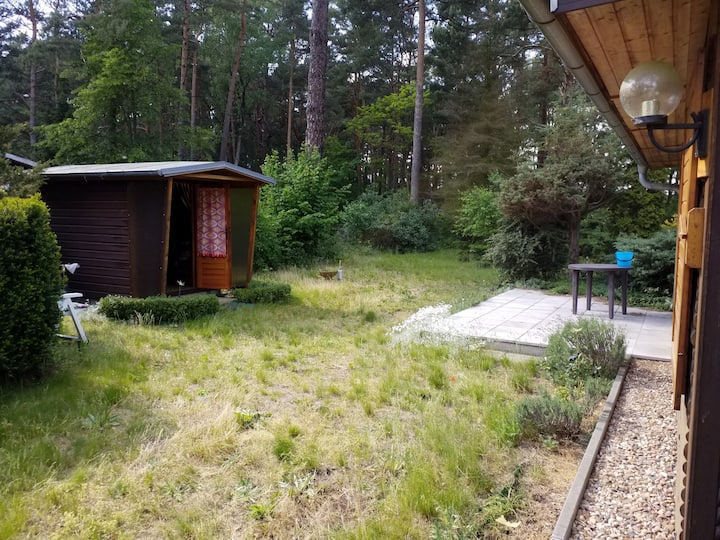 Kleines Haus am Tiefen See