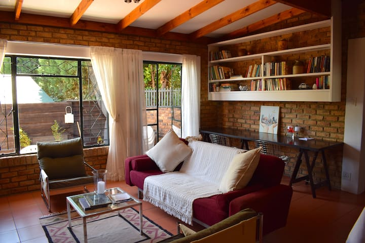 Large and spacious cottage in Secret Parkhurst