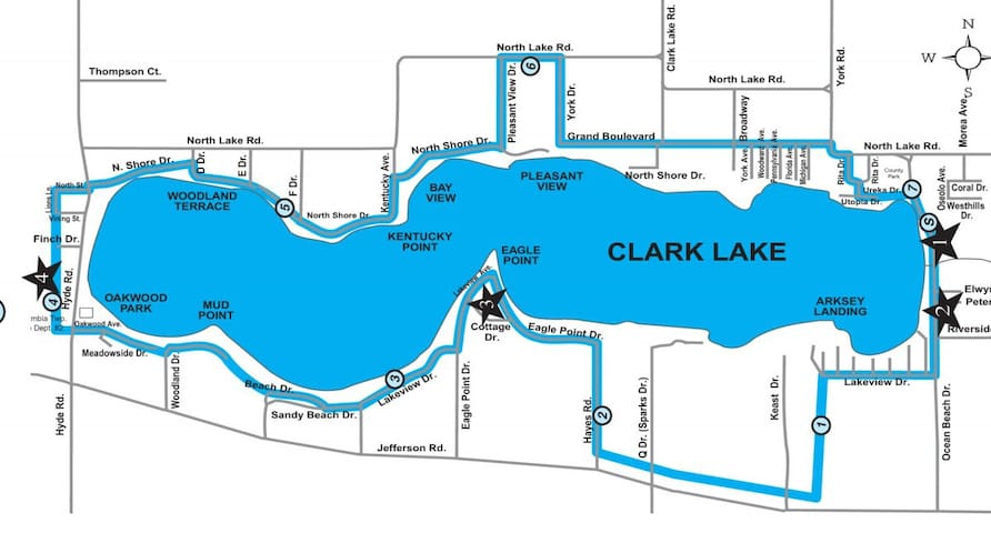 Clarklake! Clarklake! Clarklake!