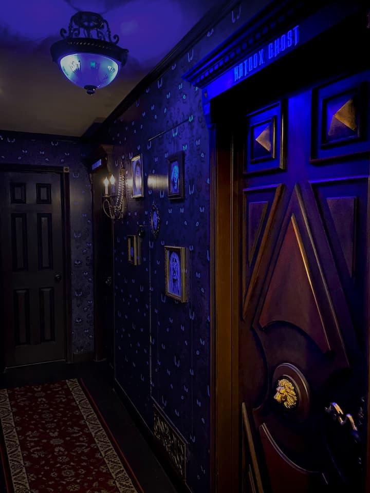 Haunted Mansion Airbnb near Disneyland
