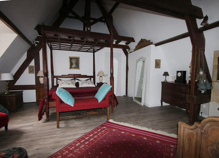 Chambre d'hôte 1 à 2 lits 15 km Zoo de Beauval