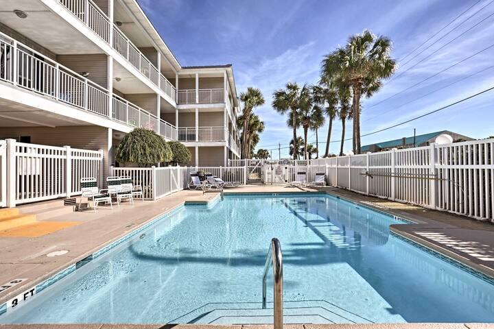 Destin Condo w/Pool & Spa Access-100 Yds to Beach