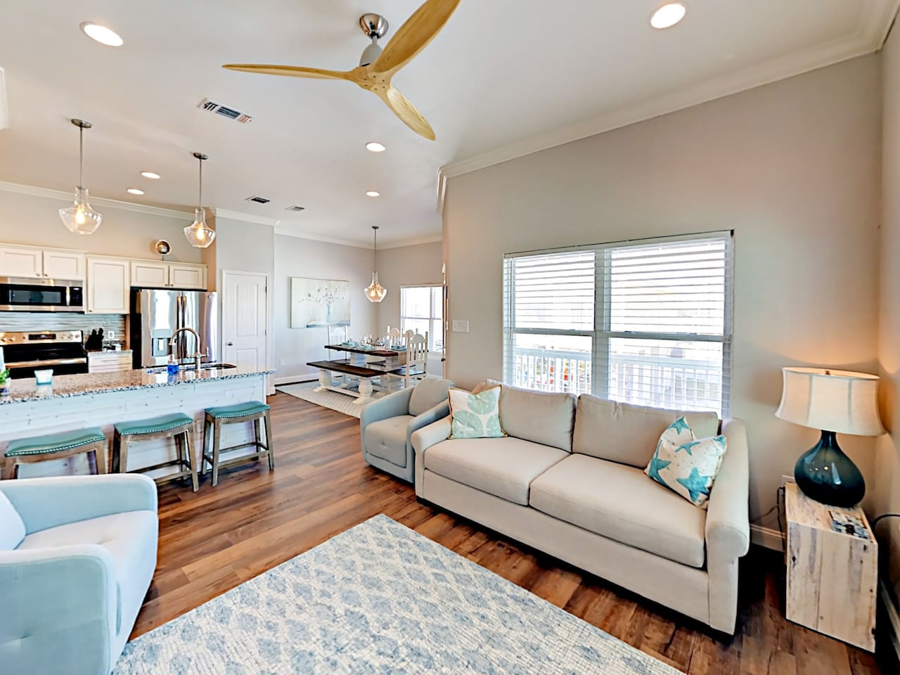 Welcome to Rockport! Your rental is professionally managed by TurnKey Vacation Rentals.