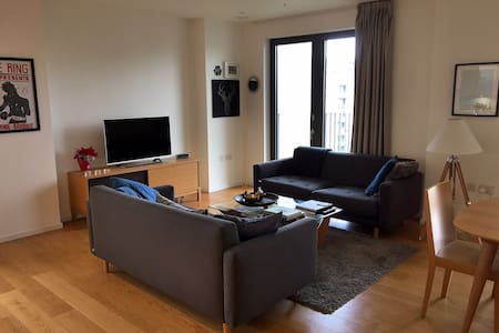 Modern and Lovely Flat in Trendy East London - Londen