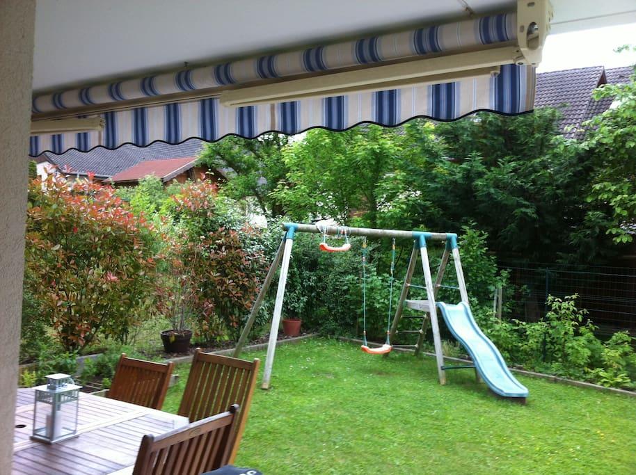 Bel appart avec jardin ensoleill appartements louer for Appartement a louer avec jardin bruxelles