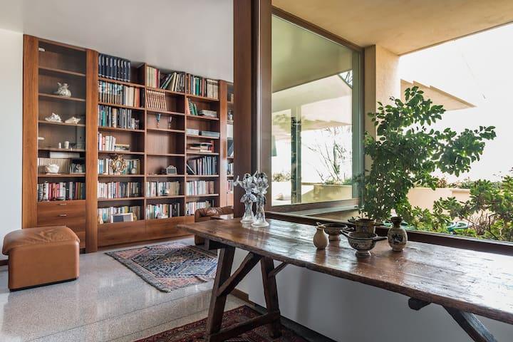 Fabulous Villa in the Prosecco hills - Conegliano - วิลล่า