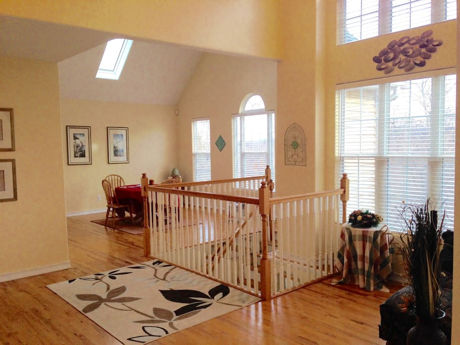 It is a stunningly beautiful, clean, and bright home.