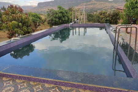 Nature View Park- Farm Stay, Trimbak-Nashik
