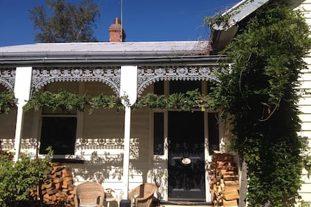 Historic Villa, double private room - Arrowtown