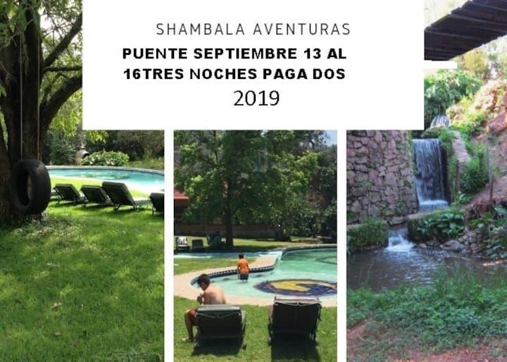 Experiencias Shambala Habitación Chartres