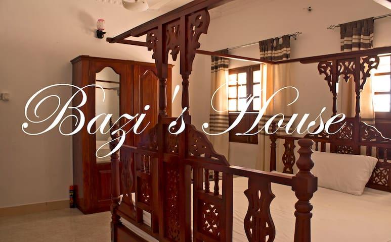 Bazi's House