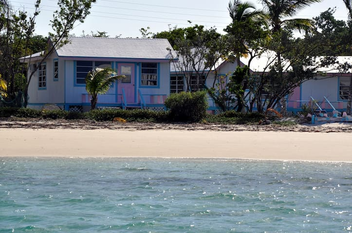 Sea Horse Cottage at Master Harbour, Great Exuma