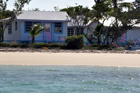 Sea Horse Cottage at Masters Harbour, Great Exuma - Rokers Point Settlement - Bungalow