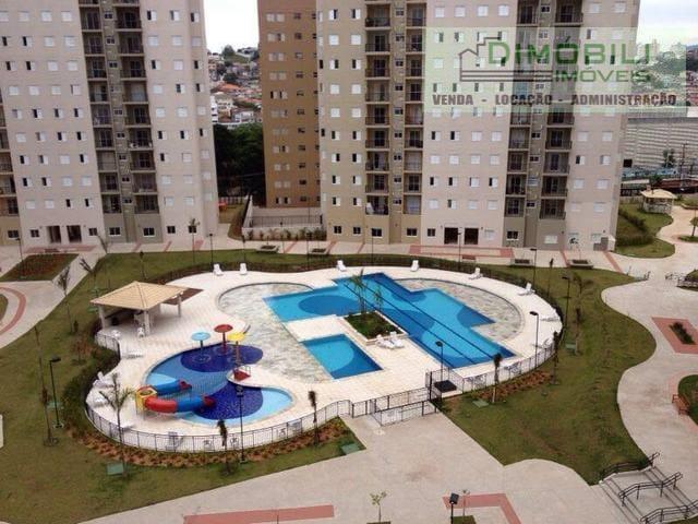 Apartamento condomínio clube! - Osasco
