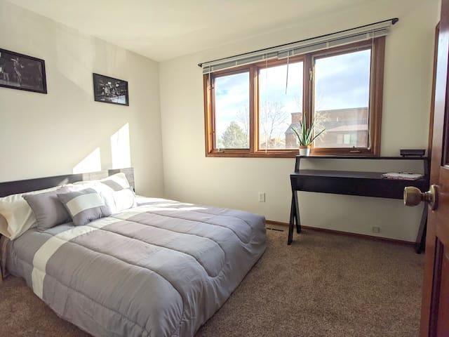 Small bedroom from door