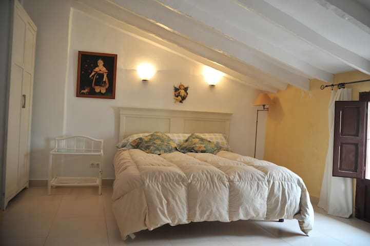 Casa Rural Jijona, habitación Venus - Xixona - Hostel