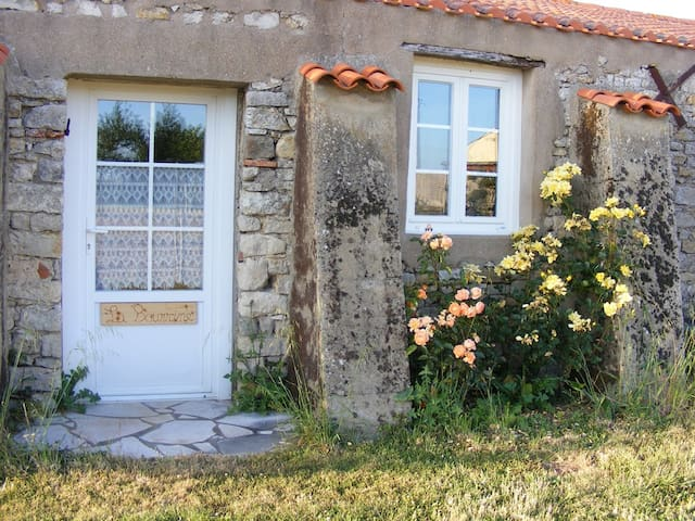 La Bourrine - Saint-Vincent-sur-Jard - Bed & Breakfast