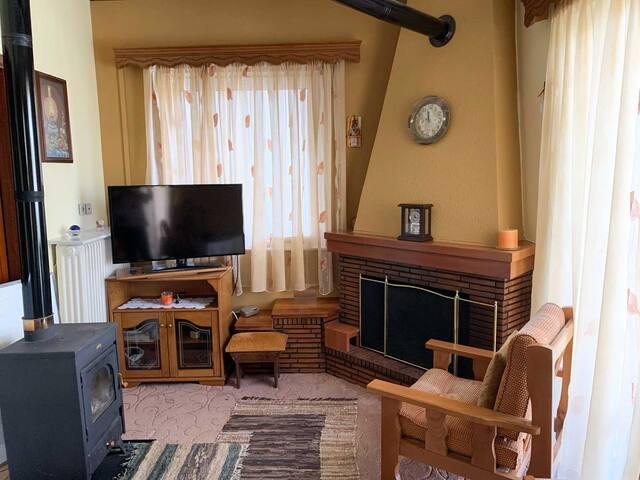 Ολόκληρο Διαμέρισμα - Οικογενιακό Περιβάλλον