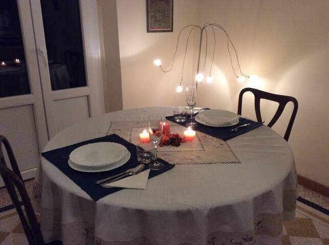 Comfortable apartment in Città Studi