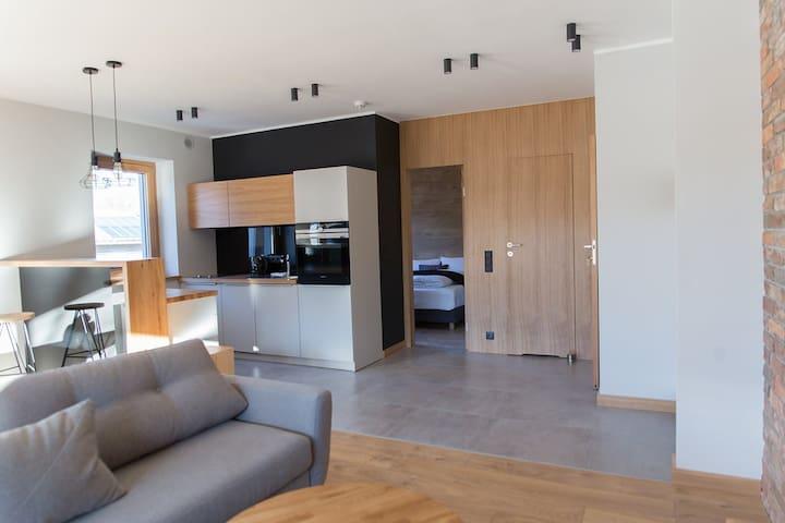 Kandahar Lodge -Apartment ASPEN RUN - Garmisch-Partenkirchen - Lejlighed
