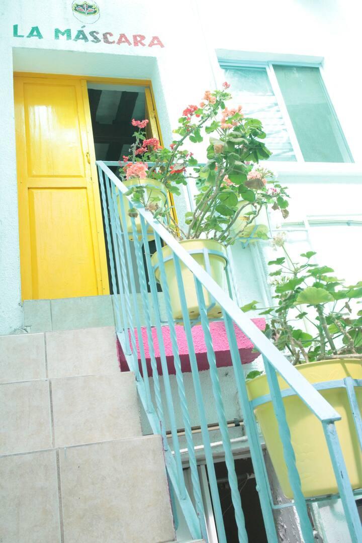 Divertida Habitación en Casa Santa Lucha
