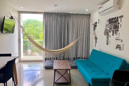 Hermoso apartamento en el barrio Paraiso