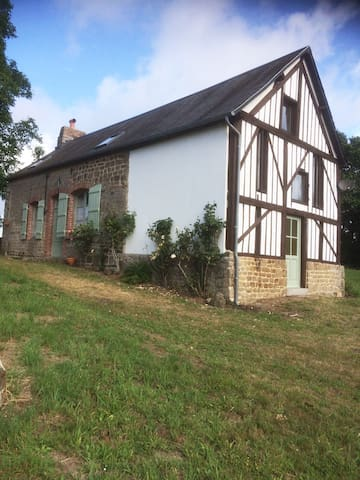 Normandy Self Catering Holiday Home near Domfront