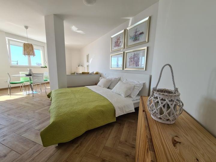 Sea haven studio apartment