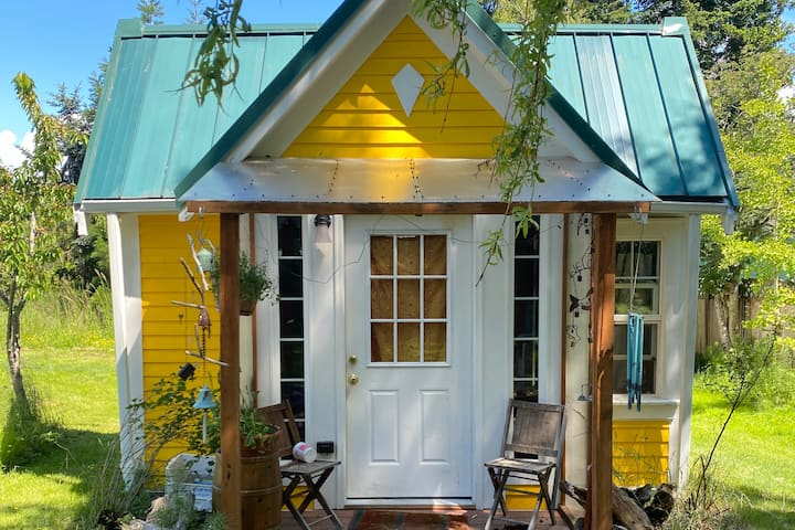 Award Winning Adorable Tiny House Private & Quiet