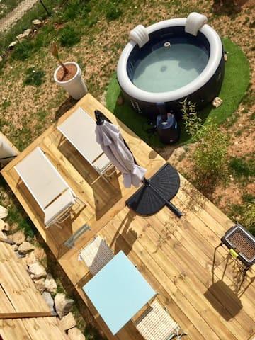 Studio de vacances en Provence
