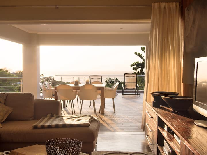 Exclusive Beach  Penthouse Apartment