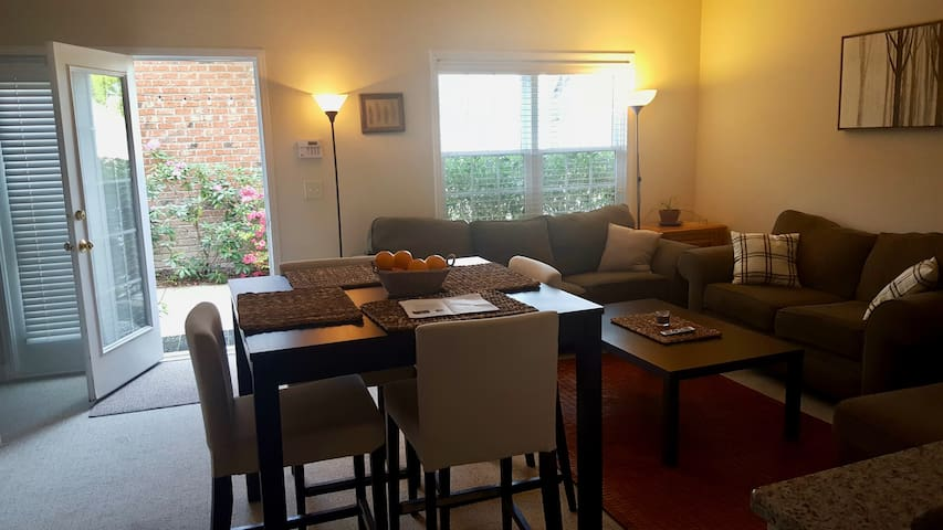 Private and spacious suite near downtown and UNC - Chapel Hill - Appartamento