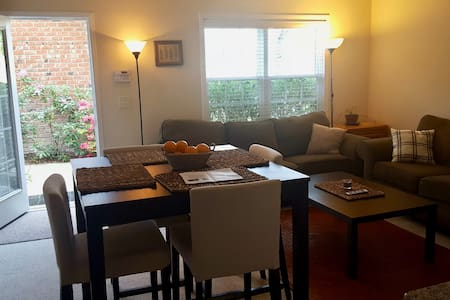 Private and spacious suite near downtown and UNC - ชาเพล ฮิลล์ - อพาร์ทเมนท์