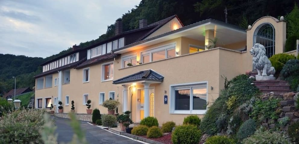 Apartment in der Villa Joya Schaumburg - Rinteln - Guesthouse