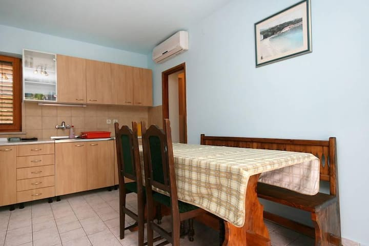 One bedroom apartment with terrace Povile, Novi Vinodolski (A-2398-c) - Povile - Flat
