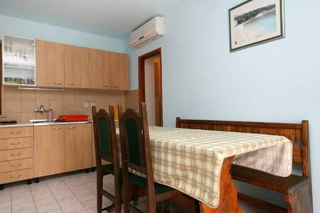 One bedroom apartment with terrace Povile, Novi Vinodolski - Povile