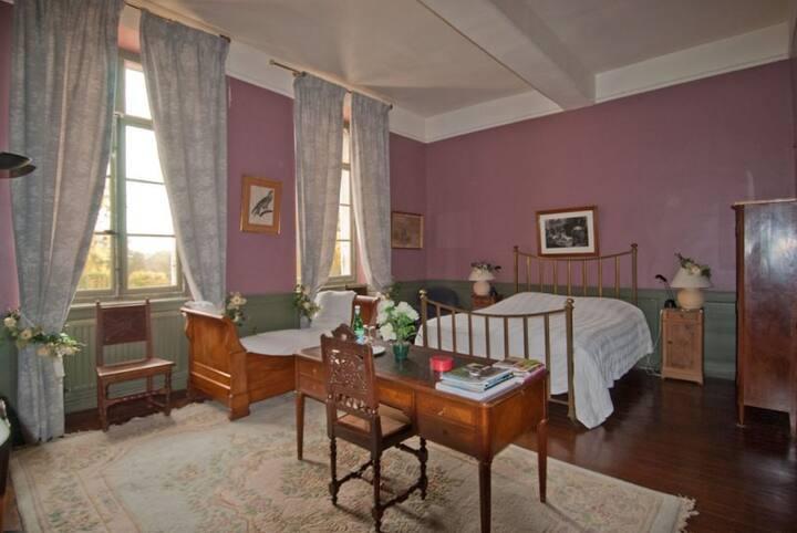 Chambres d'Hôtes du Chateau de Puisieux
