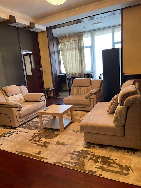 Open Room Apartment