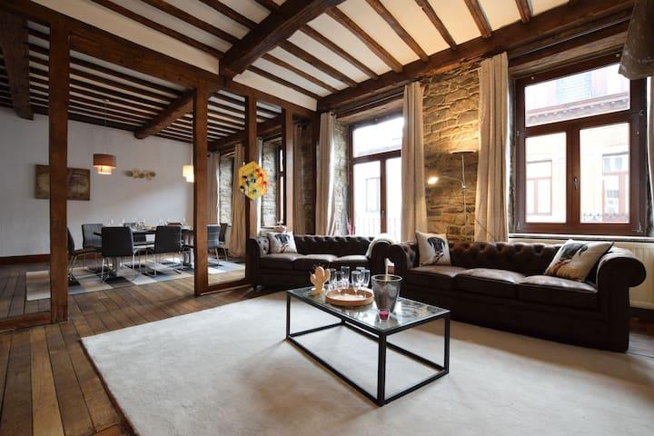 Beautiful house in the heart of Saint-Hubert