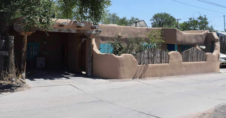 Adobe Casa in  North Valley with Private Hot tub