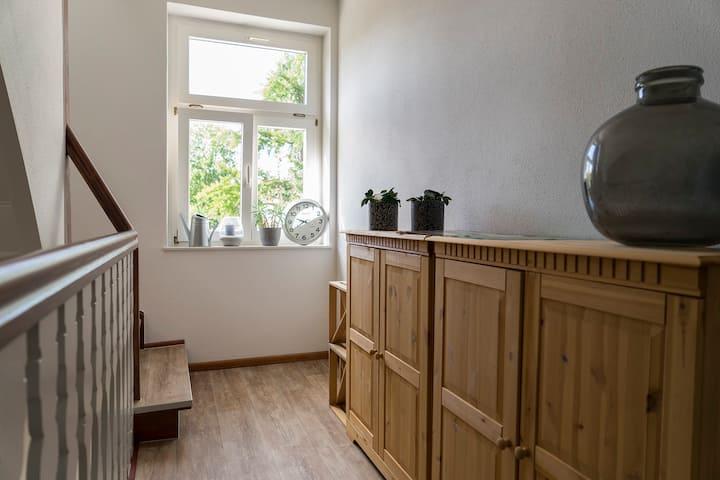 Ferienwohnung Sangerhausen - Erdgeschoss